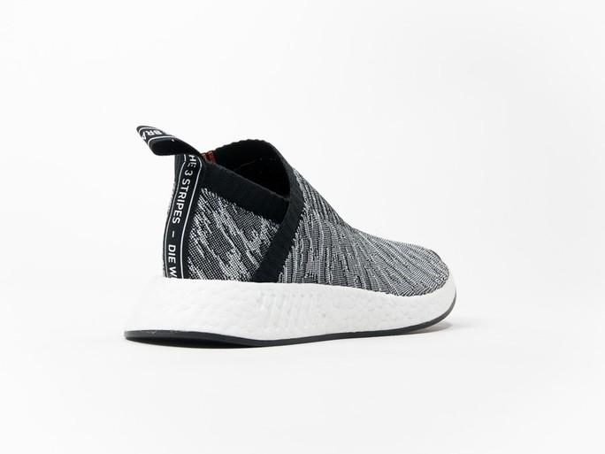 adidas NMD CS2 PrimeKnit Black White-BZ0515-img-4
