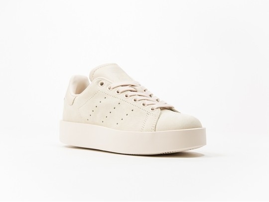 separation shoes 90007 5217f ... adidas Stan Smith Bold Cream Wmns-CG3773-img-2 ...