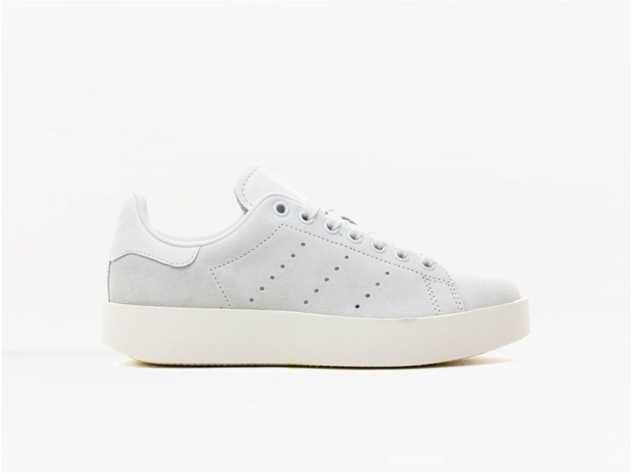 adidas Stan Smith Bold  White Wmns