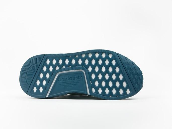 adidas NMD R1 Primeknit Green Wmns-CG3601-img-6