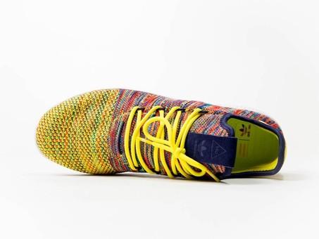 adidas Pharrel Williams Tennis HU Yellow-BY2673-img-7