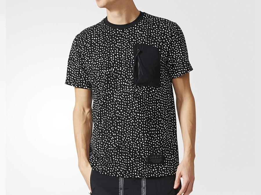Organo Perca Opcional  Camiseta adidas NMD Tee AOP - BS2486 - TheSneakerOne