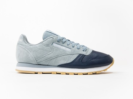 Reebok Classic Leather LS Blue-BD6078-img-1