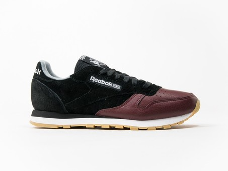 Reebok Classic Leather LS Burgundy-BS5079-img-1