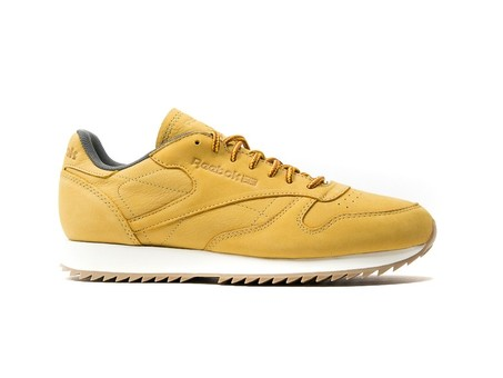 Reebok Classic Leather Ripple Yellow-BS5204-img-1