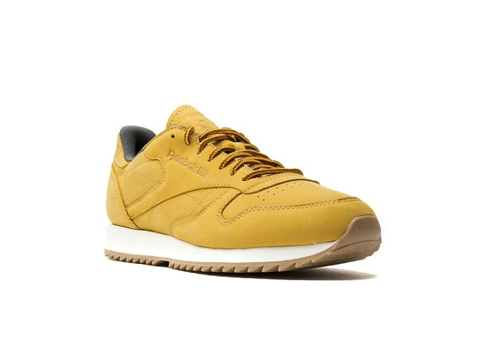 Reebok Classic Leather Ripple Yellow-BS5204-img-2