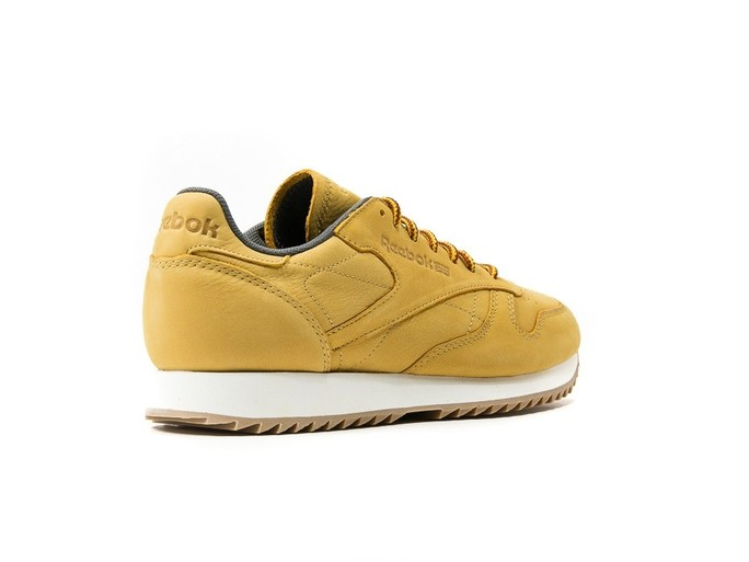 Reebok Classic Leather Ripple Yellow-BS5204-img-3