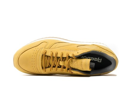 Reebok Classic Leather Ripple Yellow-BS5204-img-5