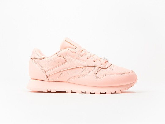 Reebok Classic Leather Pearlized Ice Bow Pink-BS7912-img-1
