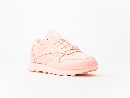 Reebok Classic Leather Pearlized Ice Bow Pink-BS7912-img-2