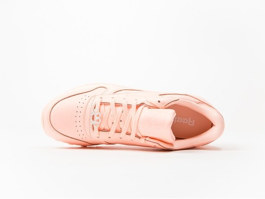 Reebok Classic Leather Pearlized Ice Bow Pink-BS7912-img-5