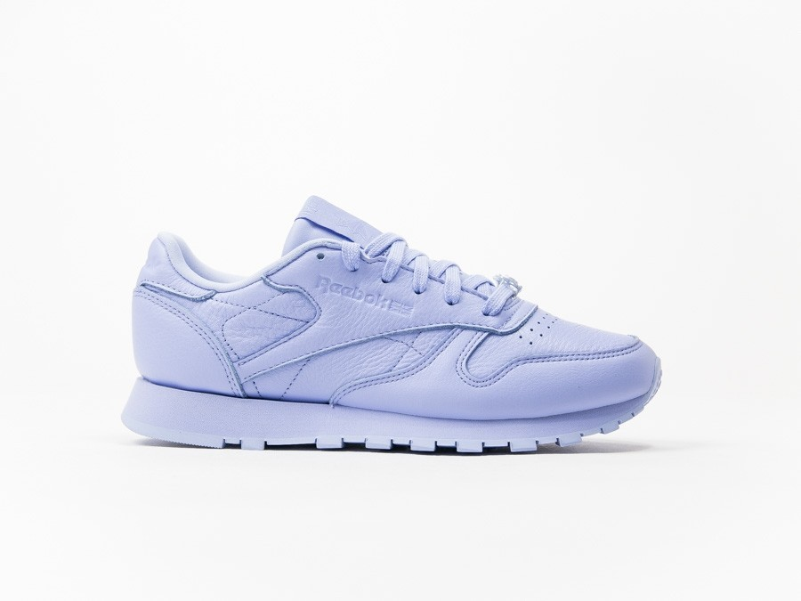 Reebok Classic Leather Pearlized Ice Bow Purple