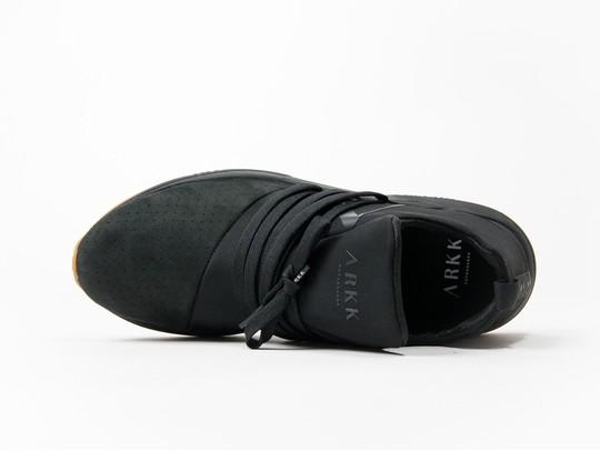 ARKK RAVEN NUBUCK S-E15 BLACK GUM-AS1466-0099-M-img-6