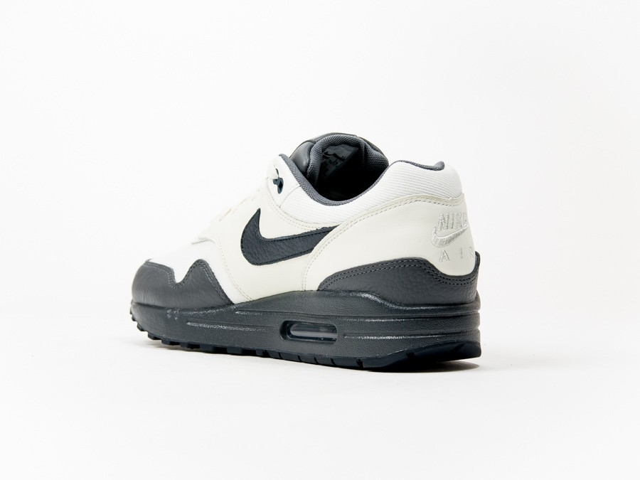 big sale 4a0e2 9577e ... Nike Air Max 1 Premium White-875844-100-img-4 ...