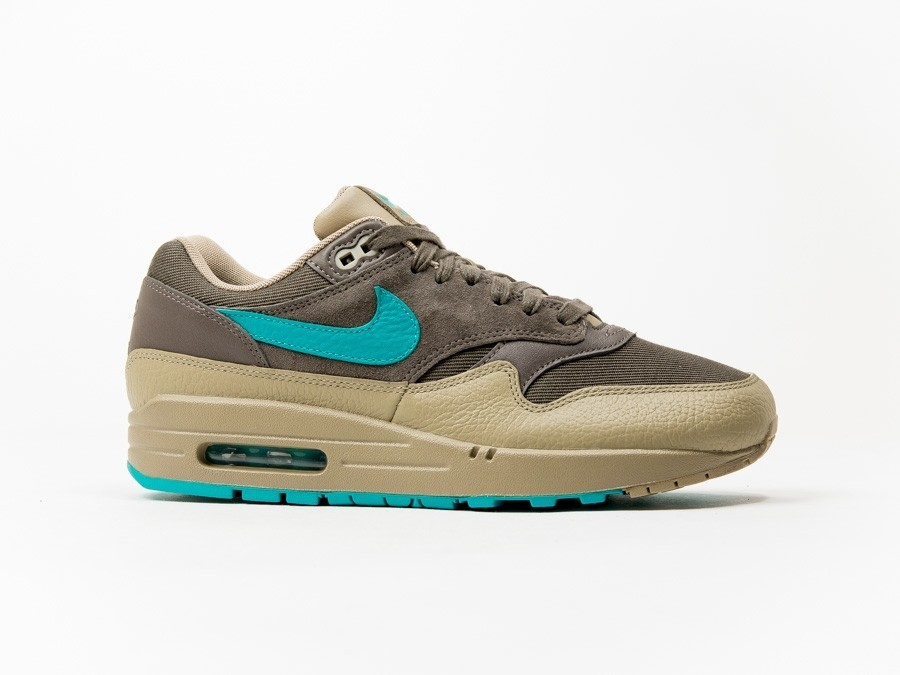 Nike Air Max 1 Premium Marron Ridgerock-875844-200-img-1