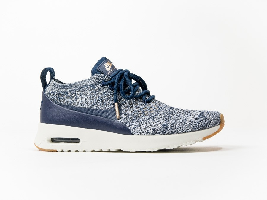 NIKE AIR MAX THEA FLYKNIT WMNS AZUL