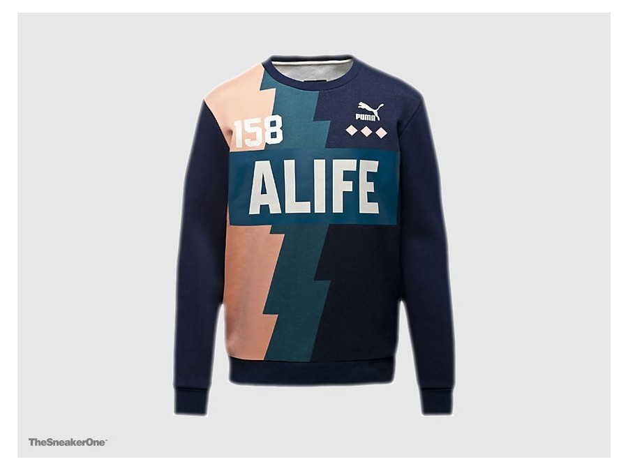 Puma Alife Soccer Tee Peacoat-57045504-img-1