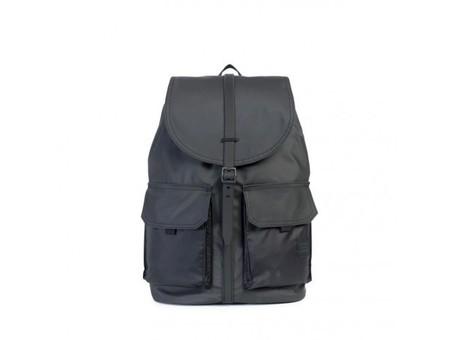 Mochila Herschel Dawson Polycoat Backpack Black-10233-01375-OS-img-1