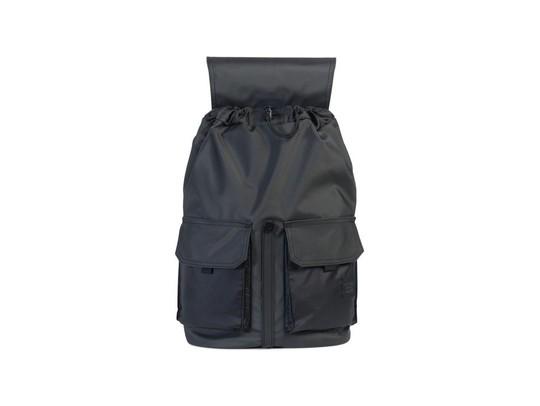 Mochila Herschel Dawson Polycoat Backpack Black-10233-01375-OS-img-2