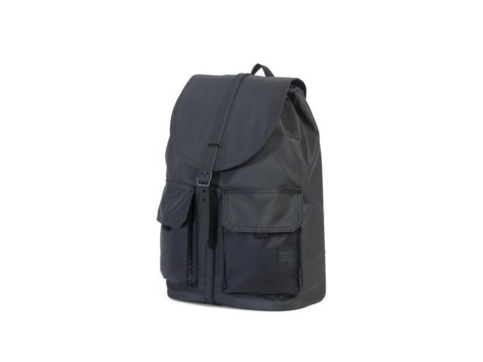 Mochila Herschel Dawson Polycoat Backpack Black-10233-01375-OS-img-3