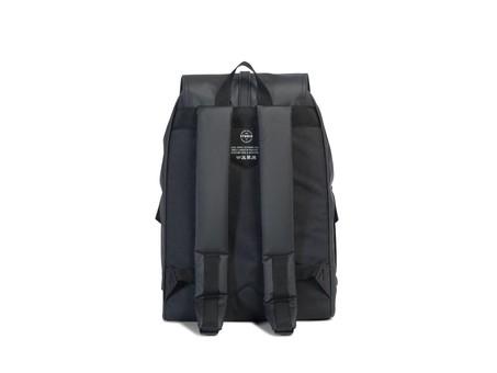 Mochila Herschel Dawson Polycoat Backpack Black-10233-01375-OS-img-4