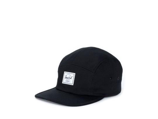 Gorra Herschel Glendale Classic Black Cap-1007-0001-OS-img-1