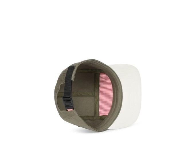 Gorra Herschel Glendale Classic Green Cap-1007-0349-OS-img-3