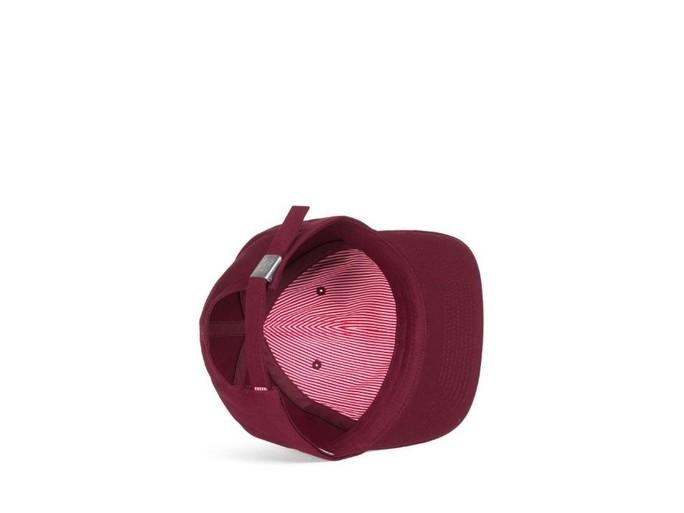 Gorra Herschel Albert Cap Windsor Wine-1020-0078-OS-img-3