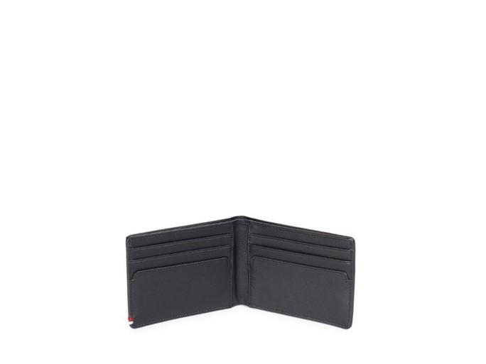 Monedero Herschel Merritt Wallet Black Leather-10221-01354-OS-img-3