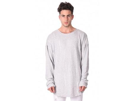 Camiseta Black Kaviar Severy - Sheatshirt Off White-SEVERY/OF-img-3