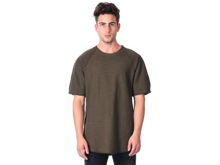 Camiseta Black Kaviar Sherman - Sheatshirt Kaki-SHERMAN/KA-img-1