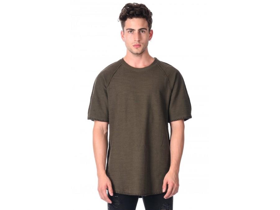 Camiseta Black Kaviar Sherman - Sheatshirt Kaki