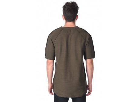 Camiseta Black Kaviar Sherman - Sheatshirt Kaki-SHERMAN/KA-img-2