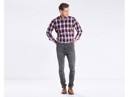 Pantalones Vaqueros Levi´s Line 8 Ext Skinny Grey-18720-0015-img-1