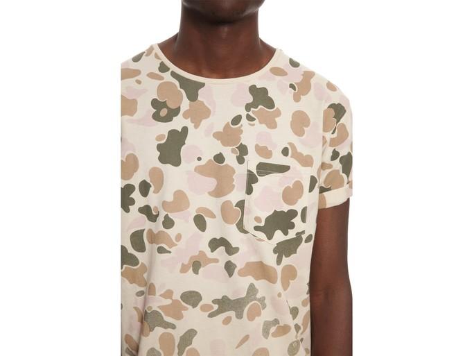 Camiseta Two Angle Greco - Tee Camo-GRECO/CA-img-3