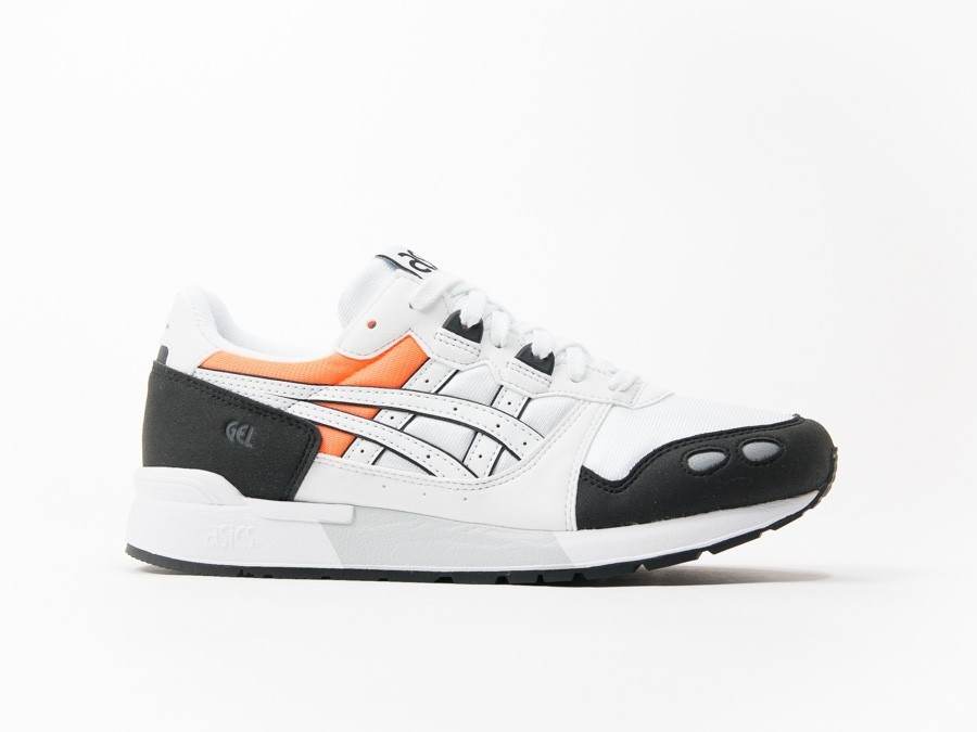 Asics Gel Lyte White Orange