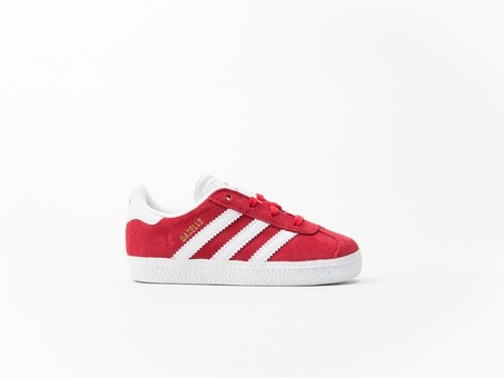 adidas Gazelle Red Kids