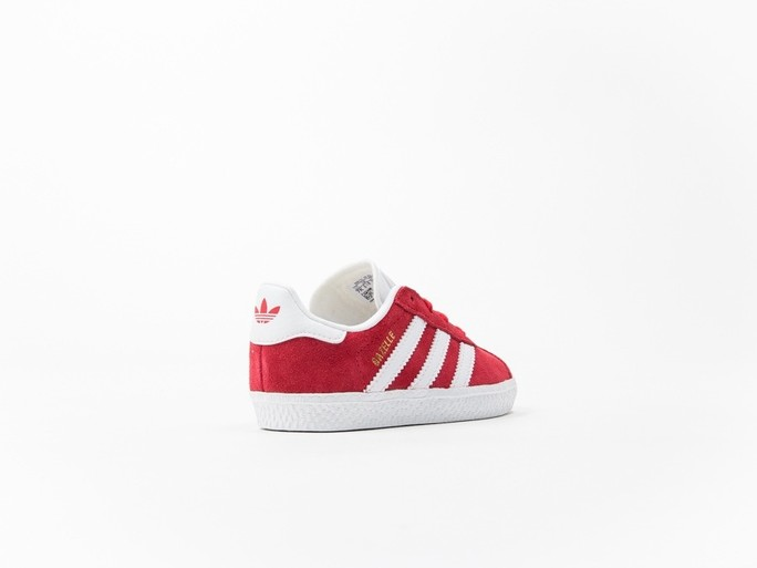 adidas Gazelle Red Kids-BY9565-img-3