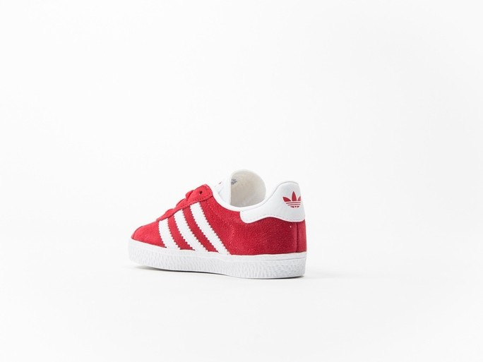 adidas Gazelle Red Kids-BY9565-img-4