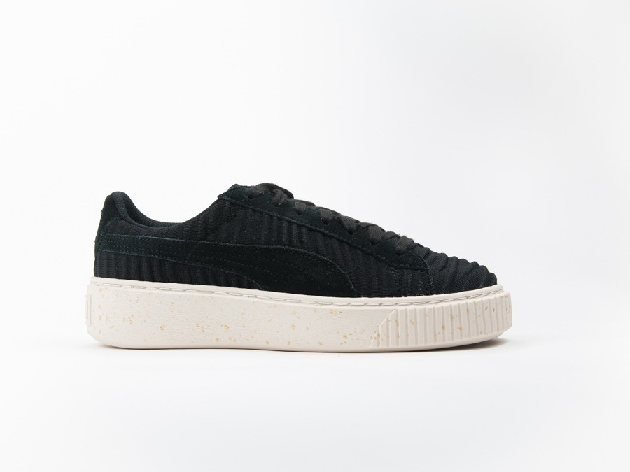 Puma Basket Platform OW Black Wmns