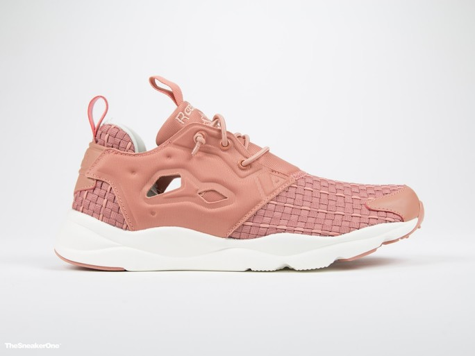 Reebok Furylite New Woven Red-V68870-img-1