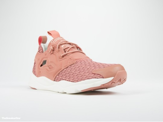 Reebok Furylite New Woven Red-V68870-img-4