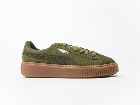 Puma Suede Platform Animal Olive Night-365109-03-img-1