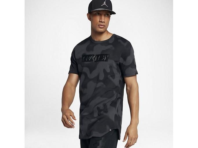 Camiseta Air Jordan 5 Black-864925-060-img-2
