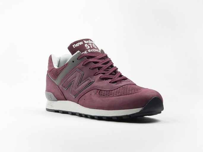 New Balance M576 GBB Red Made in England-M576GMM-img-2