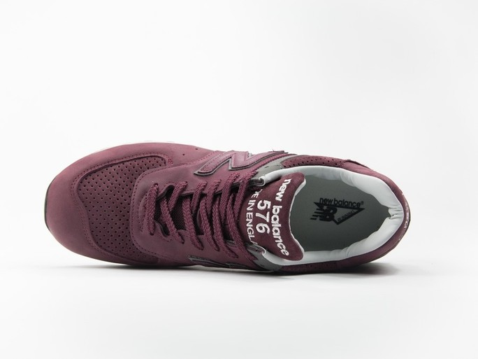New Balance M576 GBB Red Made in England-M576GMM-img-5