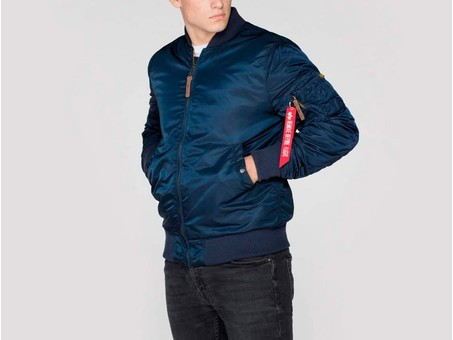 Cazadora Alpha Industries MA-1 VF 59 LONG Navy-168100-07-img-1