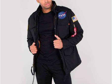 ALPHA INDUSTRIES M-65 HERITAGE NASA-178113-03-img-1