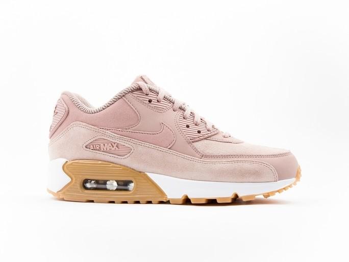 Nike Air Max 90 SE Pink Wmns-881105-601-img-1