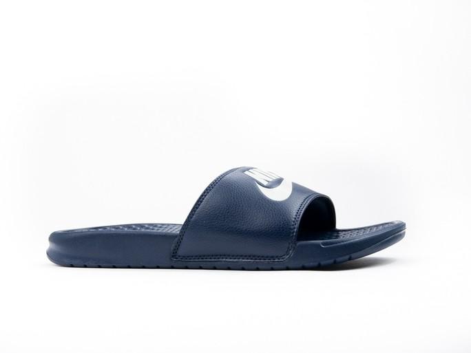 Nike Benassi Just Do It Sandals Navy-343880-403-img-2